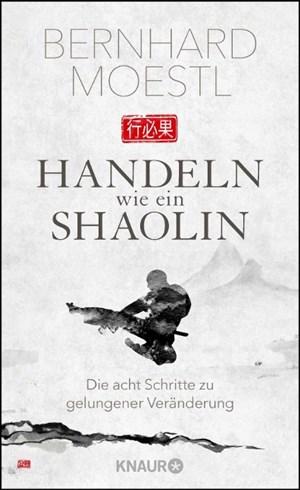 Handeln wie ein Shaolin: Die acht Schritte zu gelungener Veränderung | Cover
