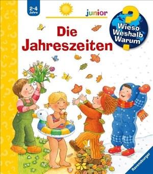 Die Jahreszeiten (Wieso? Weshalb? Warum? junior, Band 10) | Cover