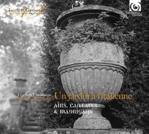 Un jardin à l'italienne (Arien, Kantaten und Madrigale) | Cover