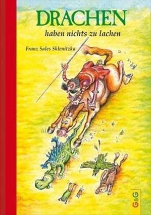 Drachen haben nichts zu lachen: Klassik-Ausgabe | Cover