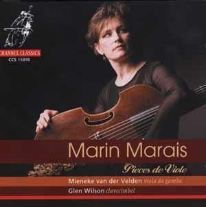 Pieces de viole (Marais) / Pieces de clavecin (Couperin)   Cover