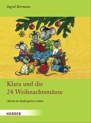 Klara und die 24 Weihnachtsmäuse | Cover