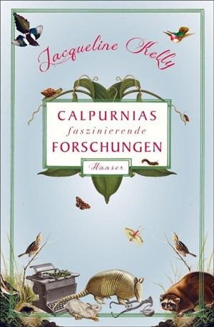 Calpurnias faszinierende Forschungen | Cover