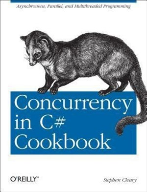 Concurrency in C# Cookbook | Cover