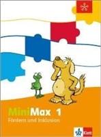 MiniMax 1: Förderheft Klasse 1 (MiniMax. Allgemeine Ausgabe ab 2016)