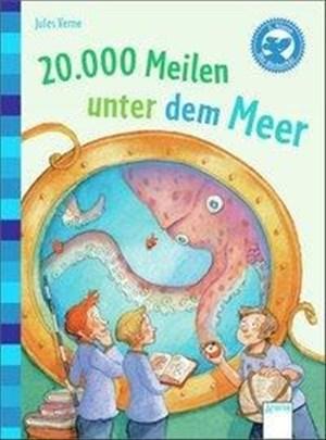 20.000 Meilen unter dem Meer (Klassiker für Erstleser) | Cover