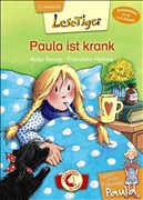 Lesetiger – Meine beste Freundin Paula: Paula ist krank
