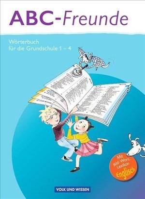 ABC-Freunde - Östliche Bundesländer: Wörterbuch mit Bild-Wort-Lexikon Englisch   Cover