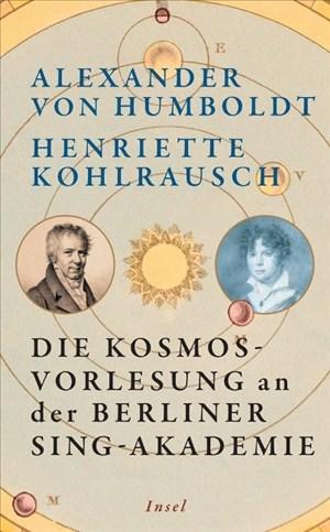 Die Kosmos-Vorlesung an der Berliner Sing-Akademie (insel taschenbuch) | Cover