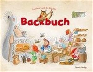 Backbuch: Aus dem Land der Wichtel   Cover