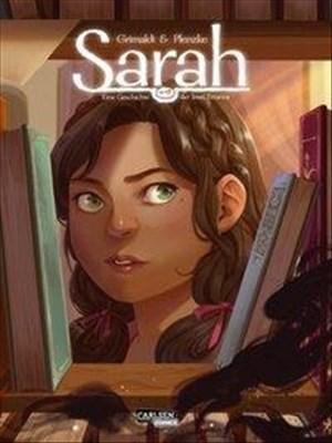 Sarah (Geschichten von der Insel Errance) | Cover
