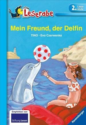 Mein Freund, der Delfin (Leserabe - 2. Lesestufe) | Cover