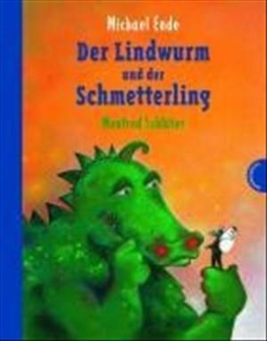 Der Lindwurm und der Schmetterling   Cover
