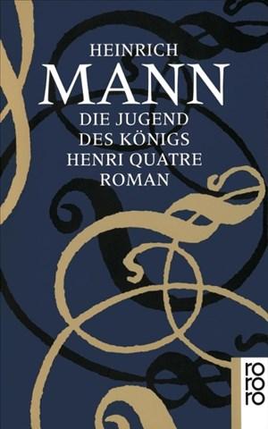 Die Jugend des Königs Henri Quatre | Cover