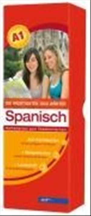 Karteikarten Die wichtigsten 1000 Wörter Spanisch (A1): (Auflage 2) | Cover