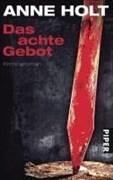 Das achte Gebot: Kriminalroman (Hanne-Wilhelmsen-Reihe, Band 5)