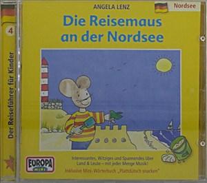 04/die Reisemaus An der Nordsee   Cover