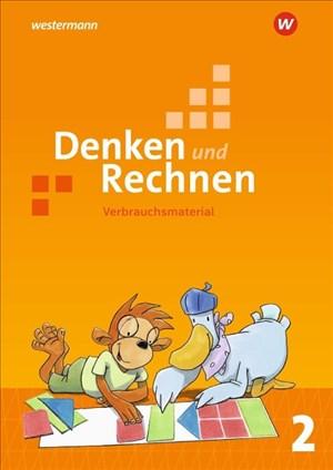 Denken und Rechnen - Allgemeine Ausgabe 2017: Schülerband 2: Verbrauchsmaterial | Cover