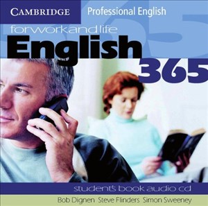 English 365: Pre-Intermediate. Audio CDs (2) | Cover