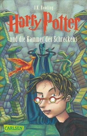 Harry Potter und die Kammer des Schreckens | Cover