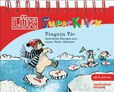 LÜK-SuperKlick: Pinguin Pio: Übungen für Schulanfänger