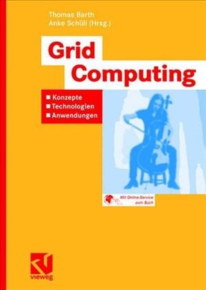 Grid Computing: Konzepte - Technologien - Anwendungen (German Edition) | Cover