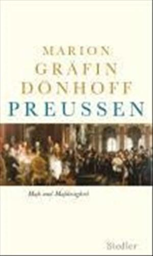 Preußen - Maß und Maßlosigkeit | Cover