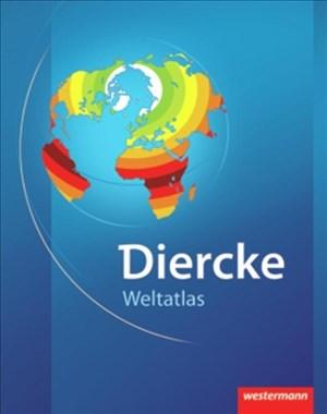 Diercke Weltatlas - Ausgabe 2008: Mit Registriernummer für Onlineglobus | Cover