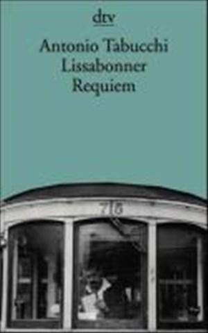 Lissabonner Requiem: Eine Halluzination   Cover