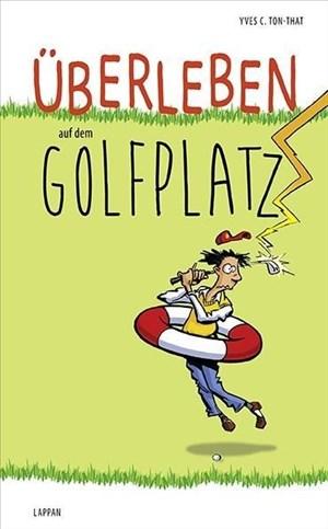 Überleben auf dem Golfplatz | Cover