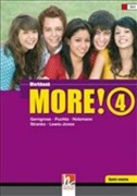 MORE! 4 Basic Course Workbook: Sbnr. 145519