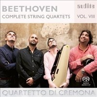 Beethoven: Complete String Quartets Vol. 8