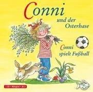 Schneider, Liane : Conni und der Osterhase / Conni spielt Fußball, 1 Audio-CD