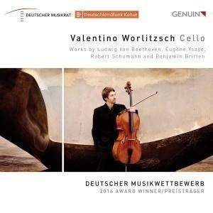 Valentino Worlitzsch - Dt. Musikwettbewerb 2016 Award Winner | Cover