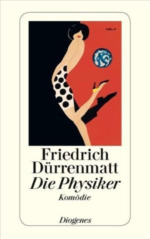 Die Physiker. Eine Komödie in zwei Akten | Cover