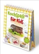 Kochspaß für Kids. Aufstellung & loskochen!