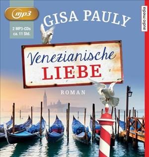 Venezianische Liebe | Cover