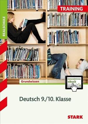 STARK Training Realschule - Deutsch 9./10. Klasse (STARK-Verlag - Training) | Cover