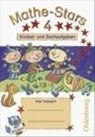 Mathe-Stars - Knobel- und Sachaufgaben: 4. Schuljahr - Übungsheft: Mit Lösungen
