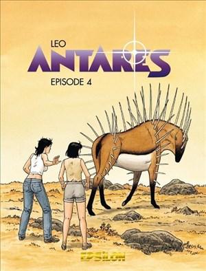 Antares: Episode 4 | Cover