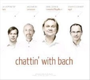 Chattin' With Bach | Cover