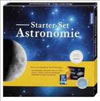 Kosmos Verlag Buch Starter-Set Astronomie