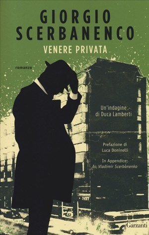 Venere privata | Cover