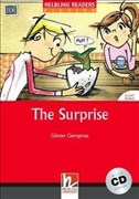 The Surprise, mit 1 Audio-CD. Level 2 (A1)