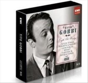 Icon:Tito Gobbi | Cover