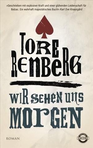 Wir sehen uns morgen: Roman | Cover