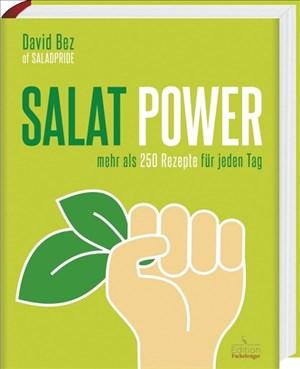Salat-Power - Mehr als 250 Rezepte für jeden Tag | Cover