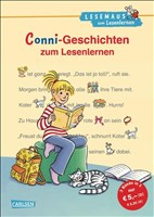Lesemaus zum Lesenlernen Sammelbände, Band 10: Conni-Geschichten zum Lesenlernen: Lesestufe 1 - für Leseanfänger