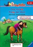 Leserabe – Das tollste Pony der Welt: Band 1, Lesestufe 1