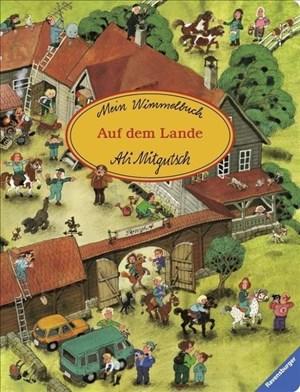 Mein Wimmelbuch: Auf dem Lande | Cover